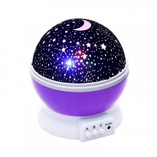 Проектор звездного неба вращающийся