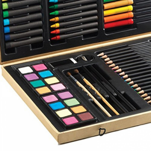 Художественный набор для рисования 92 предмета