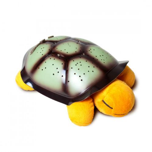 Музыкальный ночник «Черепаха» проектор звездн...