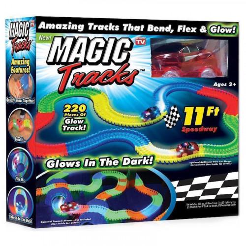 Трасса Magic Tracks (Мэджик Трек) 220 деталей