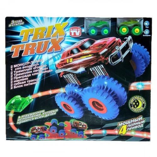 Канатный трек Trix Trux большой набор