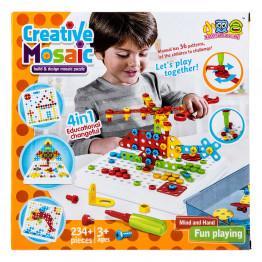 Конструктор Creative Mosaic 234 детали