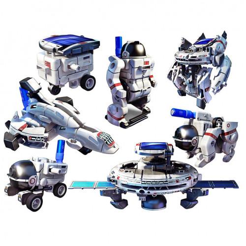 Космический флот конструктор 7 в 1