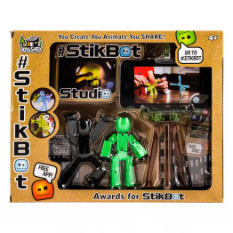 Стикбот набор StikBot студия мини