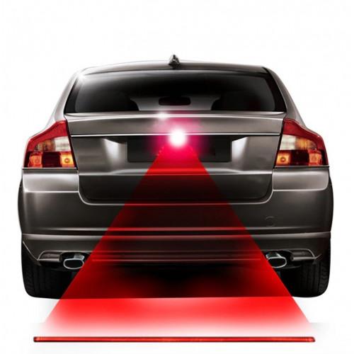 Лазерный автомобильный противотуманный стоп-сигнал Car Laser Fog Lamp