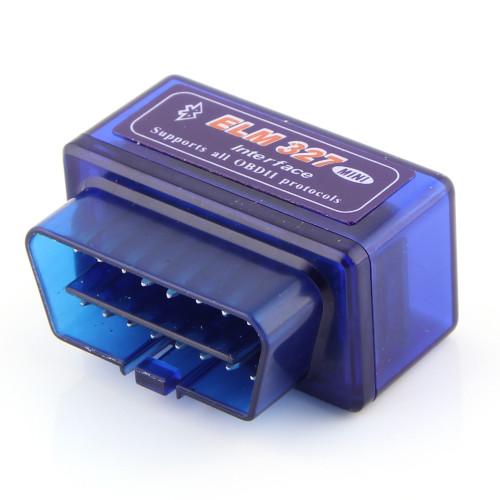 Диагностический сканер Bluetooth ELM 327