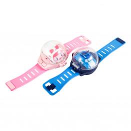 Детские часы Робокар Поли с мини машинкой
