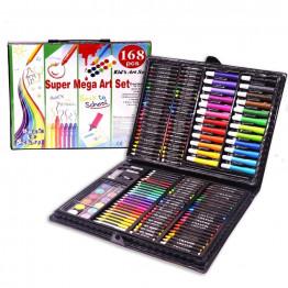 Набор для рисования Super Mega Art Set 168