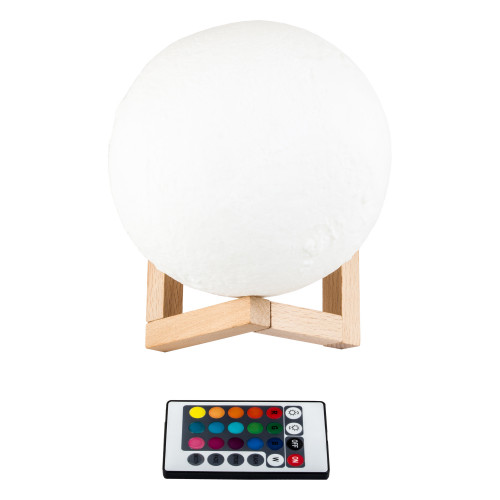 Светильник 3D Moon Lamp
