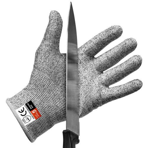 Перчатки для защиты от порезов Cut Resistant ...