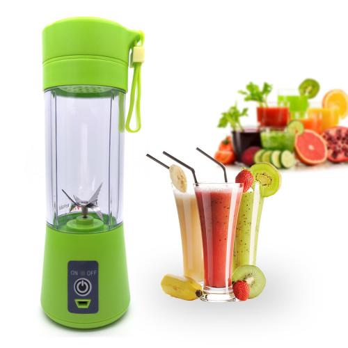 Портативный блендер для фруктов и овощей