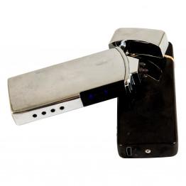 Зажигалка с зарядкой от usb Lighter Classic Fashionable арт.1