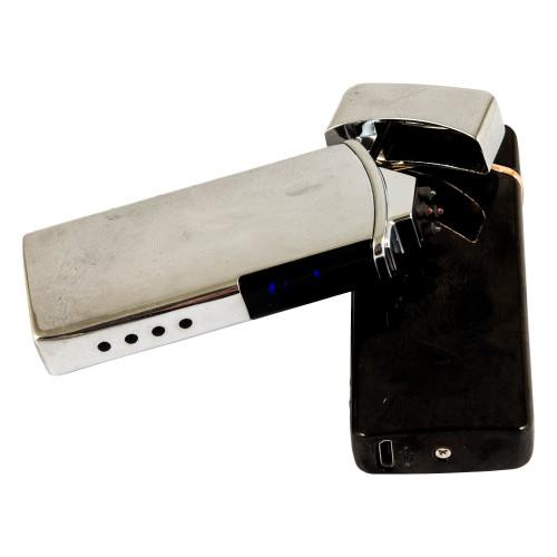 Электроимпульсная зажигалка с зарядкой от usb Lighter Classic Fashionable арт.1