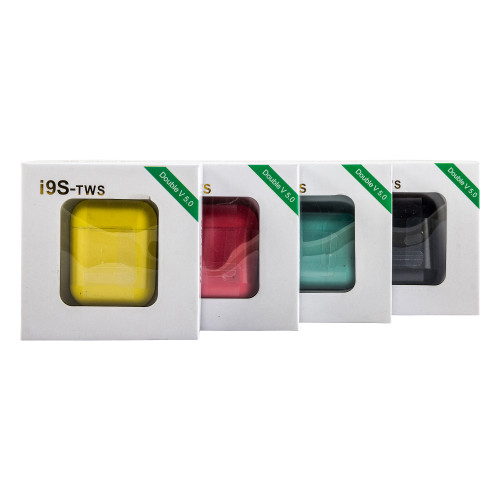 Беспроводные наушники i9s TWS Double V 5.0 цв...