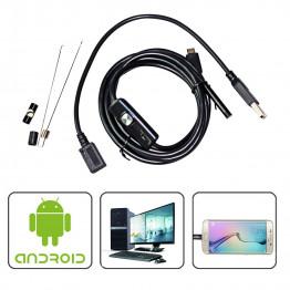Камера эндоскоп для смартфона Android