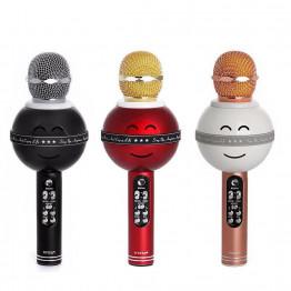 Беспроводной караоке микрофон ws 878
