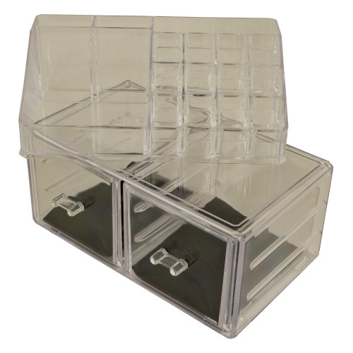 Органайзер для косметики Cosmetic storage box (2 ящика)