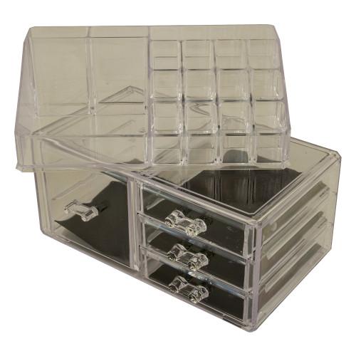 Органайзер для косметики Cosmetic storage box (4 ящика)