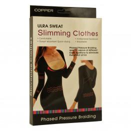 Белье для похудения Ultra Sweat Slimming Clot...