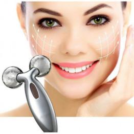 Массажёр для лица и тела 3D Massager