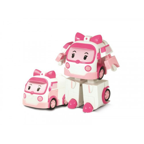 Робокар Эмбер (игрушка трансформер)
