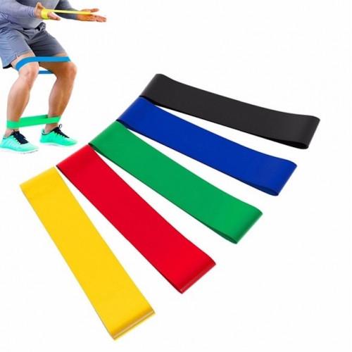 Резинки для фитнеса ( 5 штук )