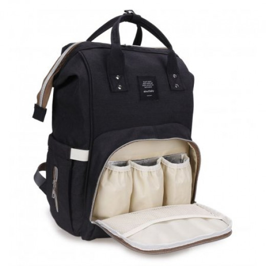 Рюкзак для мамы Baby Mo (качество АА+)