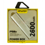 Power Bank Awei P90K 2600 мАч